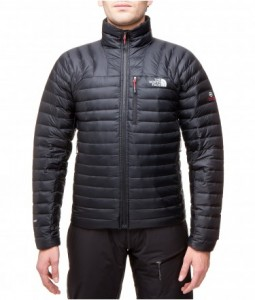 the north face kurtka puchowa